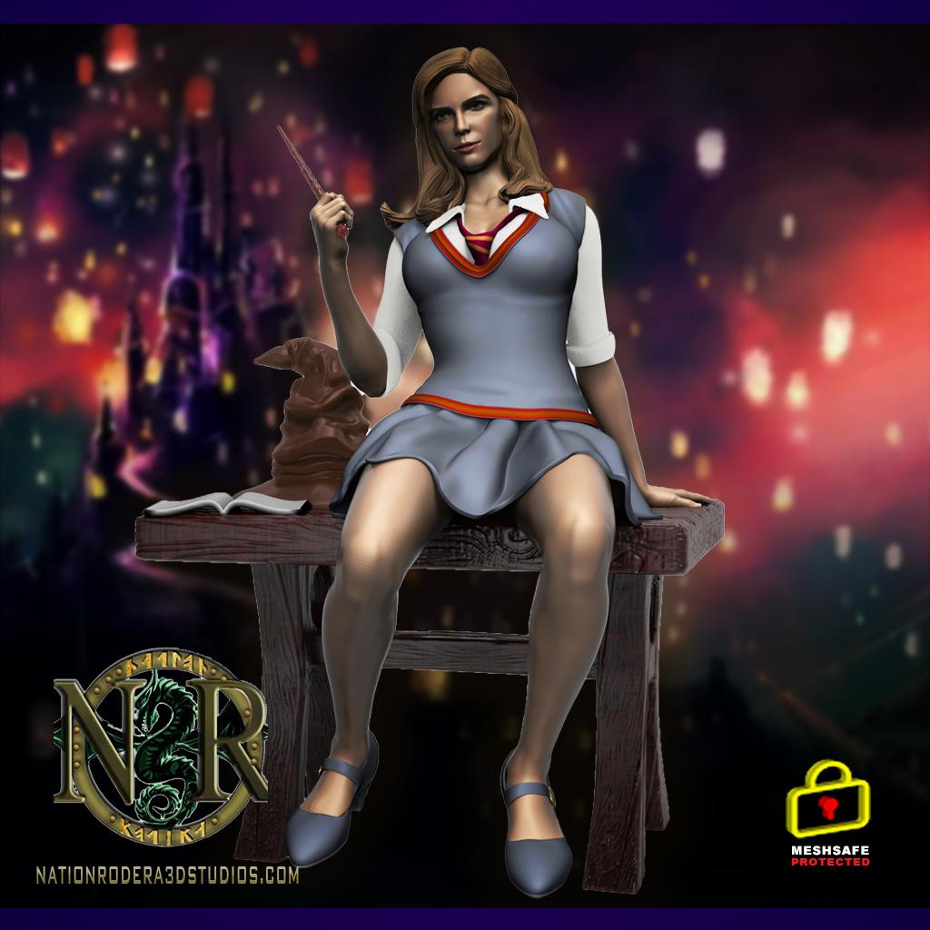 Hermione granger Harry-Potter + NSFW