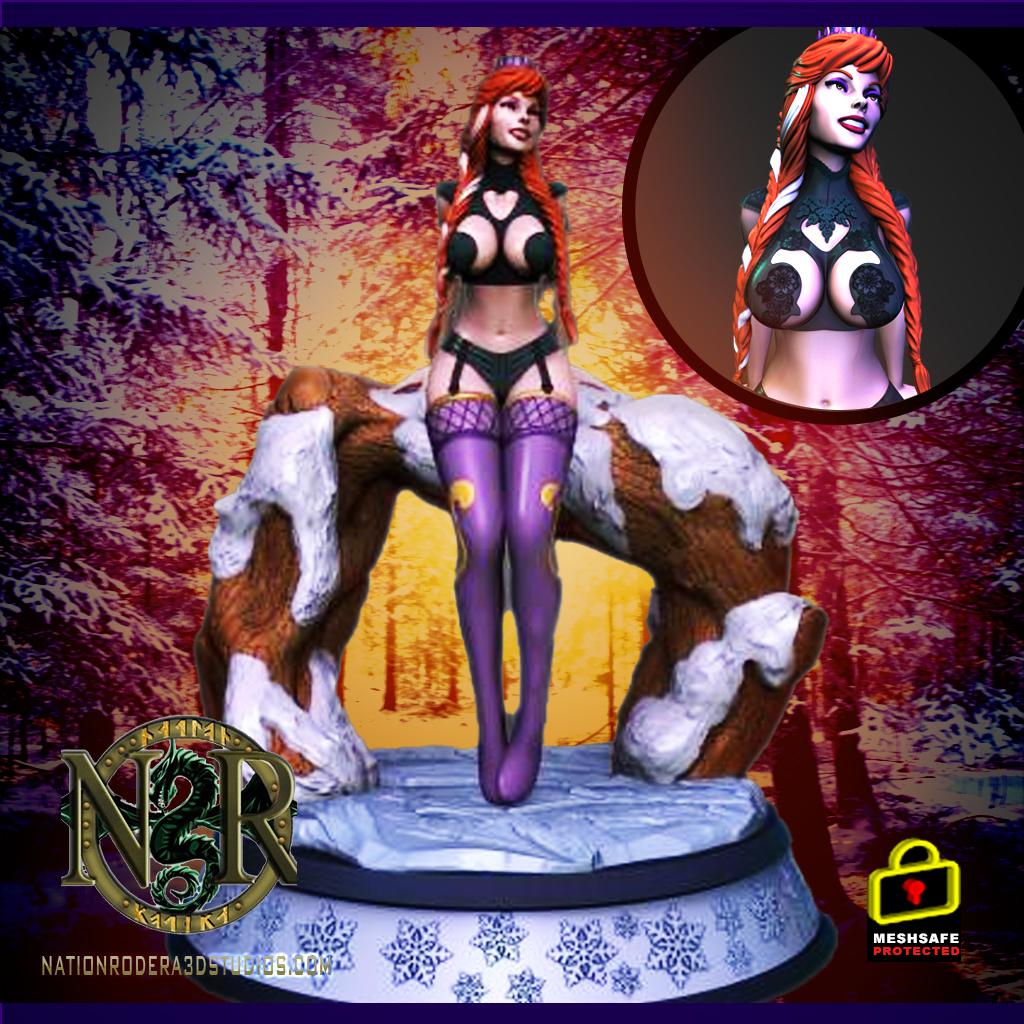 Sexy Queen Anna + NSFW
