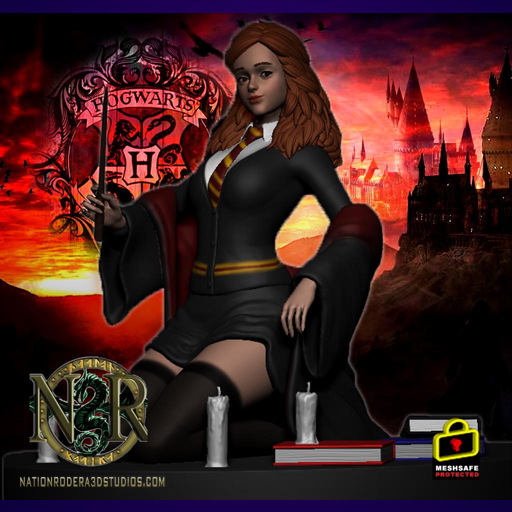 Hermione granger Harry-Potter